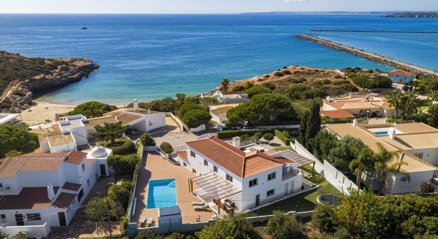 Casa Pintadinho Beach - Ocean front Villa!! Drone photo